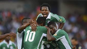 Die Nigerianer fahren nach Brasilien an die WM