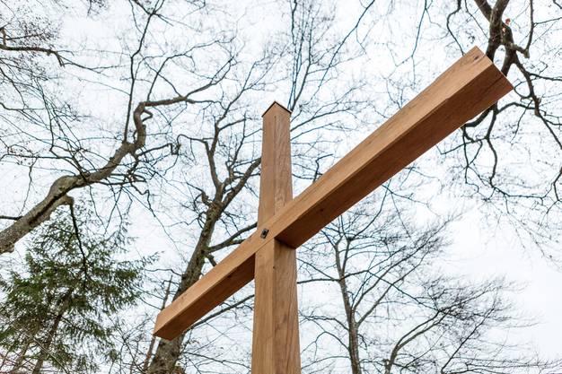 Nach über 100 Jahren erhielt der Kreuzliberg im Dezember 2017 sein Kreuz zurück.