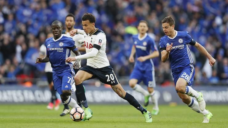 Wer wird Meister in England: Chelsea oder Tottenham?