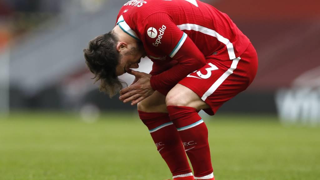 Die Tage von Xherdan Shaqiri beim FC Liverpool scheinen gezählt