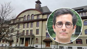 Daniel Fondado, Präsident Kreisschulpflege Aarau-Buchs: «Beabsichtigt ist, alle Oberstufen-Standorte stufendurchmischt zu führen.»