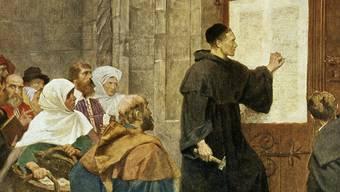 500 Jahre Reformation schweiz