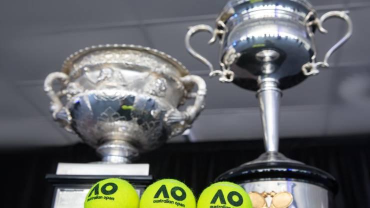 Wartet mit einigen Neuerungen auf: das Australian Open 2018