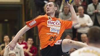 Fünf Treffer von Aleksander Stojanovic beim Sieg der Kadetten