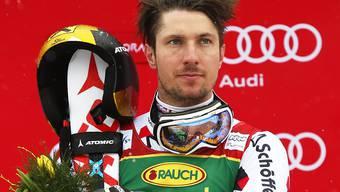 Marcel Hirscher wird erst in rund vier Monaten auf die Skipiste zurückkehren