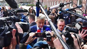 Kopie von Wahlen in den Niederlande