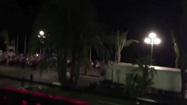 Vier Verhaftungen nach Anschlag in Nizza