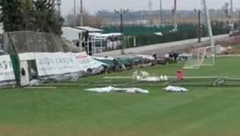 Der FC Aarau im Trainingslager in der Südtürkei 2019