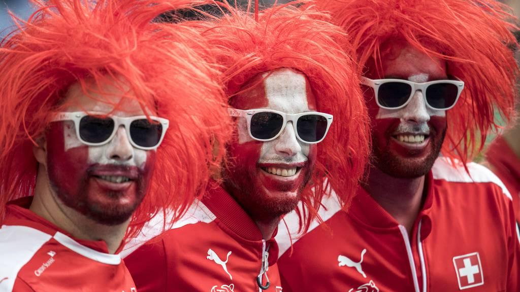 Schweizer Nati Fans