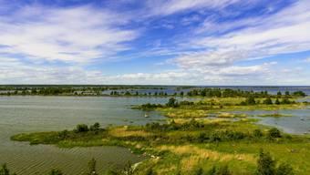 Die Küstenlinie des Kvarken-Schärenmeers erhebt sich etwa einen Zentimeter pro Jahr. Das hat dem Gebiet die Aufnahme ins Unesco-Weltnaturerbe beschert. Bild: Getty Images