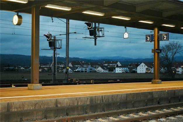 Rheinfelden und Möhlin schicken einen Standort beim Bahnhof Möhlin ins Rennen.nbo