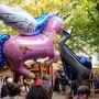 Die schönsten Bilder von der Basler Herbstmesse 2017