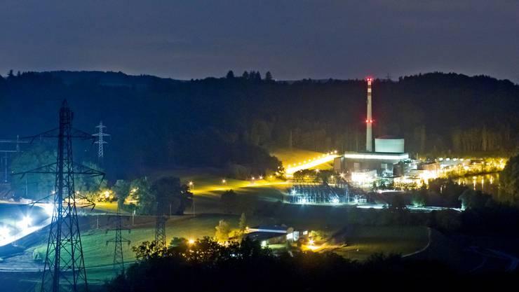 Das Atomkraftwerk Mühleberg wird aufgrund seines Alters das erste AKW in der Schweiz sein, das definitiv vom Netz genommen wird.  Alessandro Della Bella/Keystone