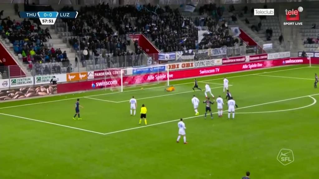 FCL vor Spiel gegen Thun