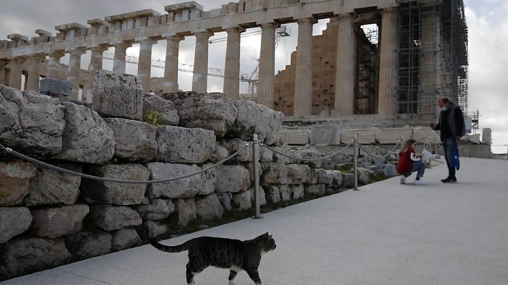 Griechenland will Tourismus-Saison retten