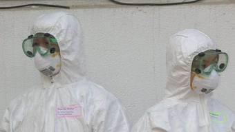 In London wurden Sars-ähnliche Viren gefunden.