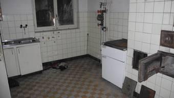 Exklusiv: Bilder vom Innern des verlassenen Hauses auf dem Bettlachstock