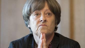 Muss sich die Kleber-Kritik gefallen lassen: Margret Kiener Nellen.