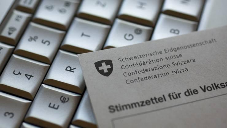 Im Juni müssen die Stimmbürger über fünf eidgenössische Vorlagen abstimmen.