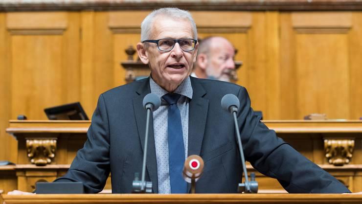 Seit November führt Leo Müller die CVP-Fraktion interimistisch. Nun will er die Aufgabe weiterführen.