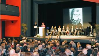 Verleihung Oltner Kunstpreis
