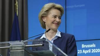 Offene Fragen zu ihren PR-Berater: EU-Kommissionspräsidentin Ursula von der Leyen.