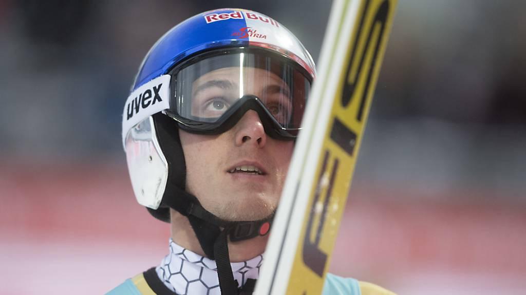 Nach Corona-Fällen: Österreich nur mit B-Team bei Weltcupspringen