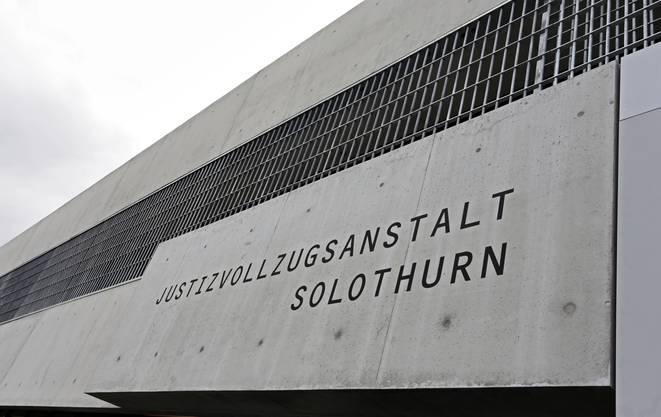Der moderne Bau wurde 2014/15 eröffnet.