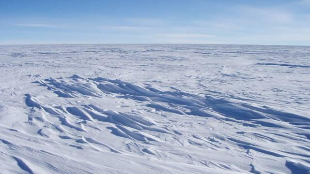 An diesem Ort in der Antarktis wurde der Kälterekord gemessen
