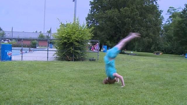 Wie unsportlich sind Schweizer Kinder?