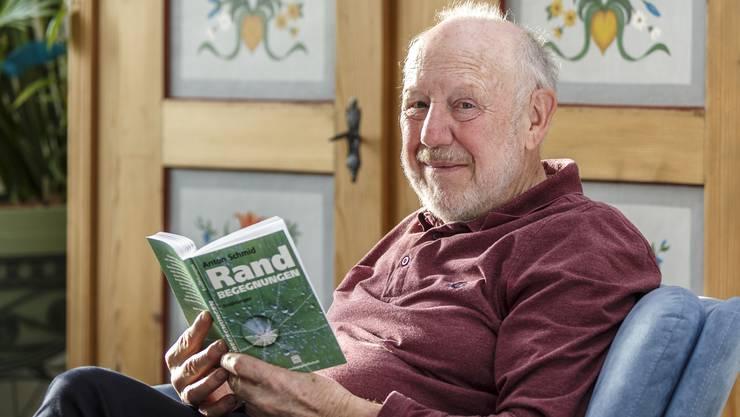 Der Bettlacher Autor Toni Schmid war auch im Bachtelen tätig.