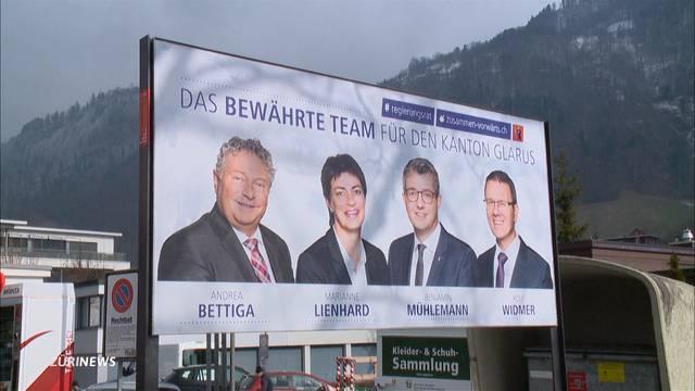 Kanton Glaurs: BDP gewinnt gegen SP