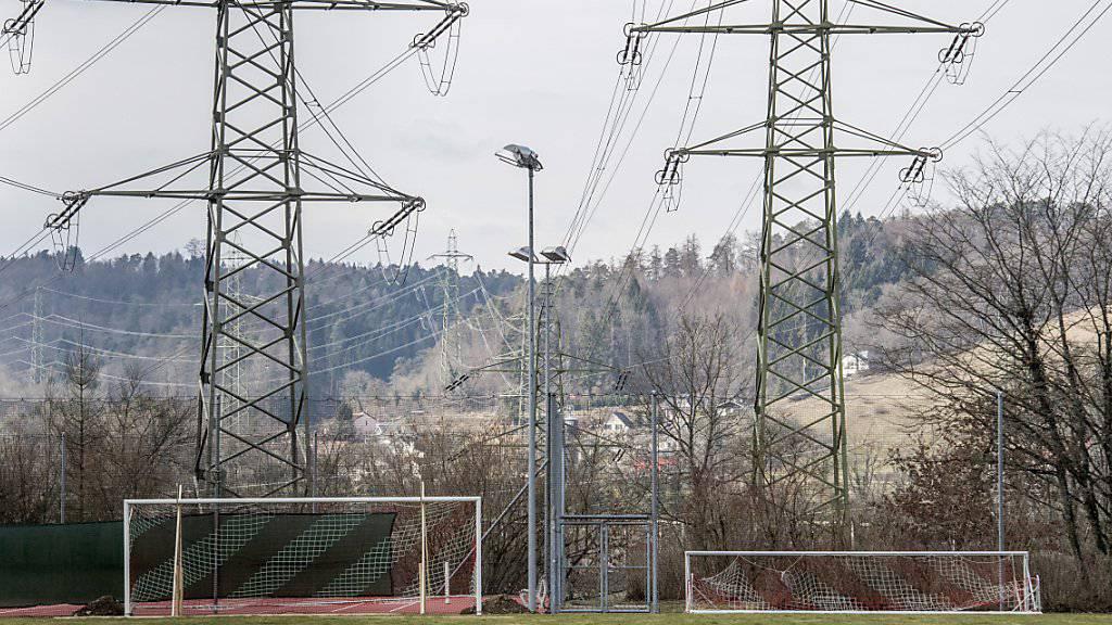 Der Stromkonzern Axpo kauft ein Unternehmen im Bereich Photovoltaik (Symbolbild).