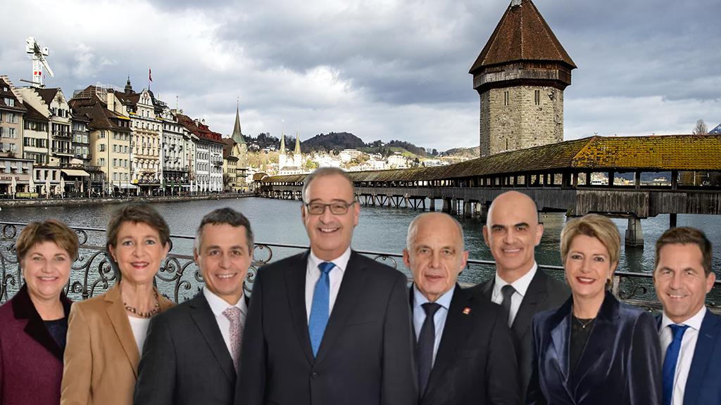 Auf einen Schwatz mit Alain Berset – Bundesrat kommt nach Luzern