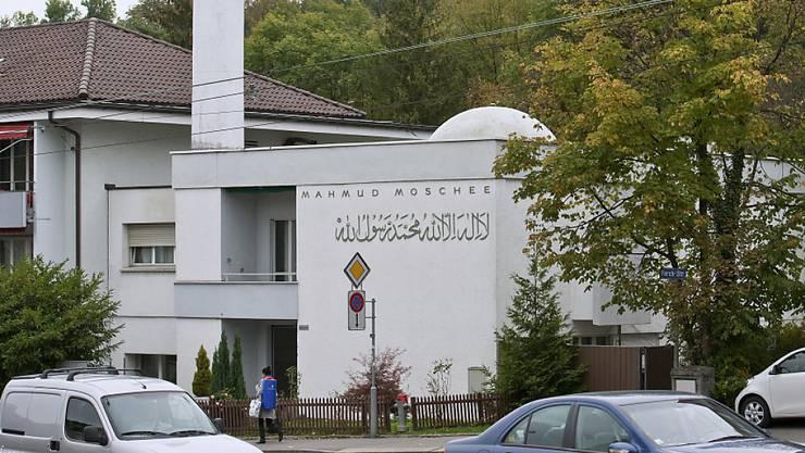 Die Mahmud-Moschee an der Zürcher Forchstrasse war das erste muslimische Gebetshaus der Schweiz. Im November 2020 läuft der 60-jährige Baurechtsvertrag aus. (Archivbild)