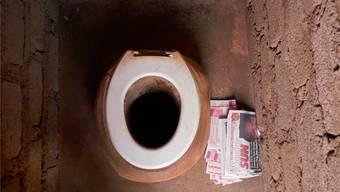 Für 2,6 Milliarden Menschen weltweit ist eine Toilette noch längst nicht selbstverständlich. KEYSTONE