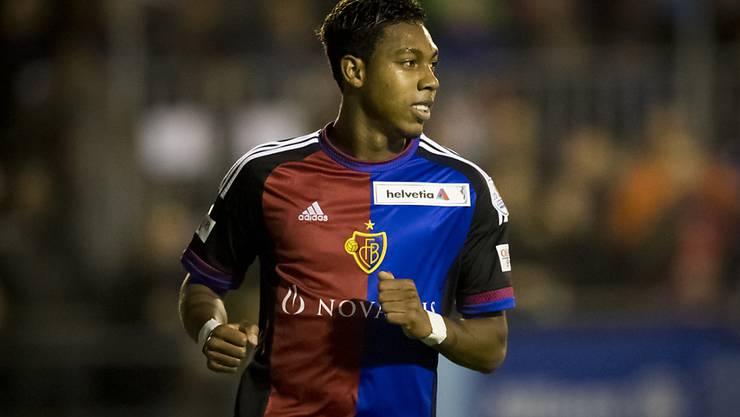 Jean-Paul Boëtius konnte sich beim FC Basel nicht durchsetzen