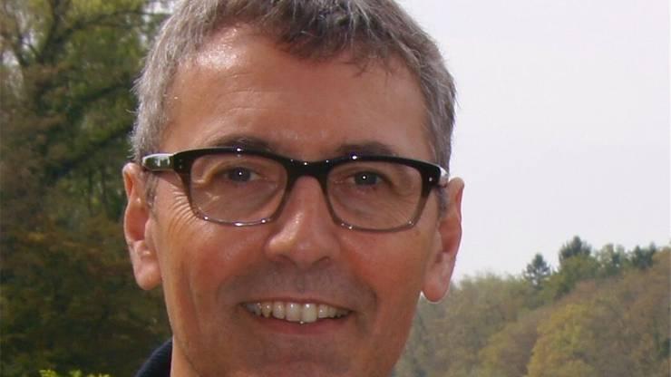 Norbert Kräuchi, Leiter der Abteilung  Abteilung Landschaft und Gewässer im kantonalen Umweltdepartement