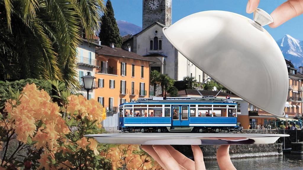 VBZ Genuss-Linie - Ticino-Tram