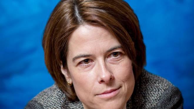 Nationalrätin Petra Gössi (40) will als FDP-Präsidentin am Kurs festhalten, den Philipp Müller geprägt hat. Foto: Sandra Ardizzone