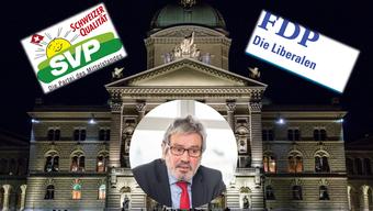 Roberto Zanetti (SP) möchte Ständerat bleiben. Damit haben sich die Chancen von FDP und SVP verschlechtert, im Herbst 2019 den Solothurner Ständeratssitz (zurück)zuerobern.