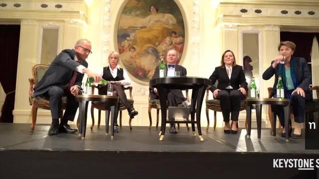 CVP präsentiert mögliche Bundesrätinnen und Bundesräte