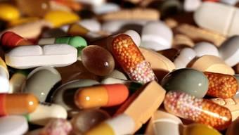 Am häufigsten sind Vergiftungen durch Medikamente (Symbolbild)