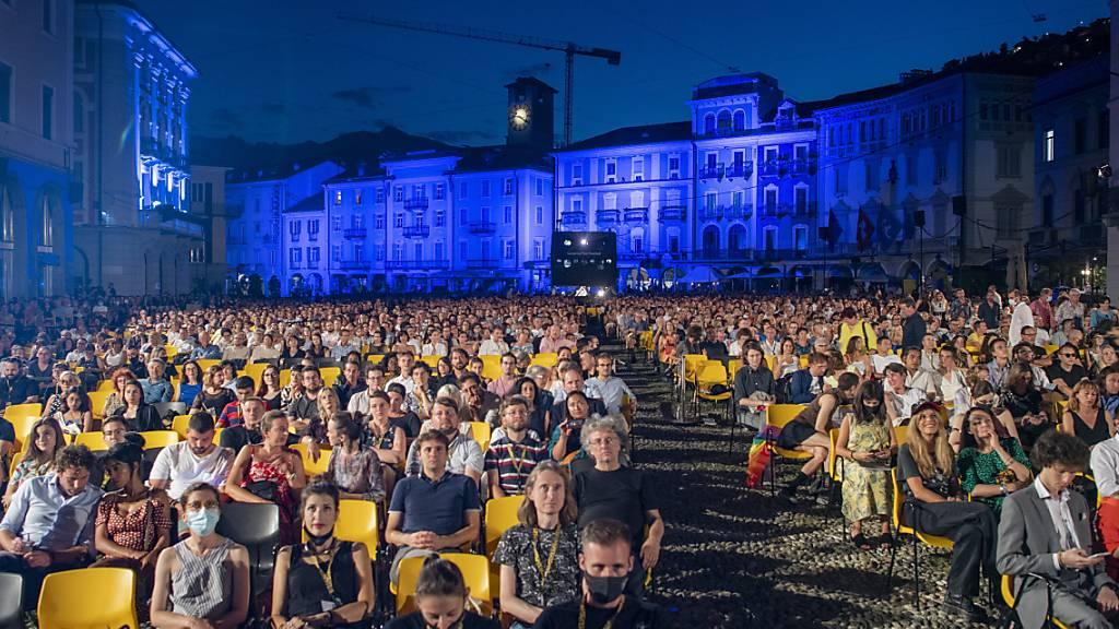 78'600 Personen besuchten das 74. Locarno Film Festival