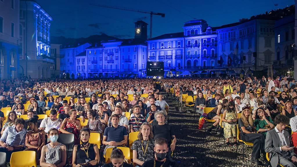 Am Samstagabend ging die 74. Ausgabe des Locarno Film Festivals zu Ende. 78'600 Zuschauerinnen und Zuschauer besuchten die Vorführungen.