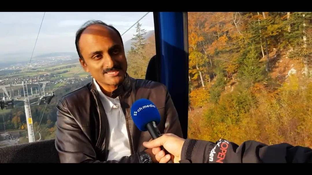 Vijesh Rajan, Geschäftsführer Favre-Leuba: «Die Uhrenmarke hat eine faszinierende Geschichte» (Interview in englisch)