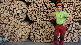 Revierförster Balz Recher: «Der ökonomische Druck steigt, weil die Einnahmen aus dem Holzerlös rückläufig sind.»