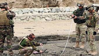 Selbstmordanschlag in Kabul fordert 16 Tote