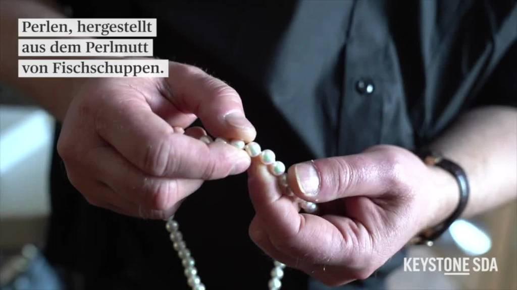 Perlen aus dem Genfersee sollen Touristen anlocken