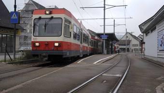DIe Waldenburgerbahn transportierte im vergangenen Jahr weniger Passagiere.